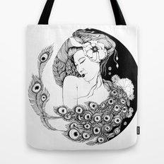 Asian Song Tote Bag