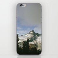 Mountain Snow iPhone & iPod Skin