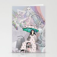 All The Girls Stationery Cards