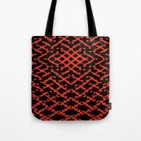 Pattern #5 Tote Bag