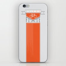 Real Biker iPhone & iPod Skin