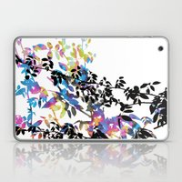 Rose Vine Ecstasy Laptop & iPad Skin