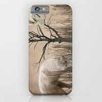 iPhone & iPod Case featuring Woodland Wolf by Shalisa Photography