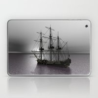 Sailing Along The Cold S… Laptop & iPad Skin