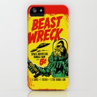 iPhone & iPod Case featuring BEASTWRECK ATTACKS! by BeastWreck