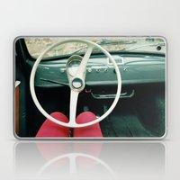From Behind The Wheel - II Laptop & iPad Skin