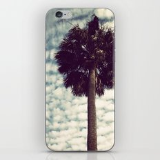 Charleston Palm iPhone & iPod Skin