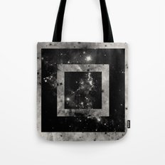 Opposite Space Tote Bag