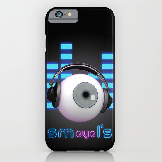 SMeyeL's iPhone & iPod Case