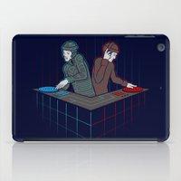 Techno-Tron-ic iPad Case