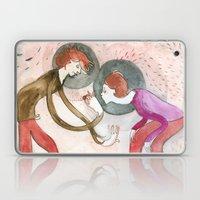 Free Time Drawing Laptop & iPad Skin