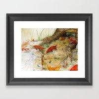 Transitions Framed Art Print