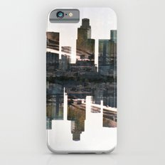 Landscapes c3 (35mm Double Exposure) iPhone 6 Slim Case