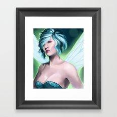 Hey! Listen! Framed Art Print