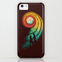 iPhone 5c Cases featuring Journey of a thousand miles by Budi Kwan