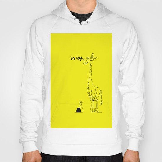 High Giraffe Hoody