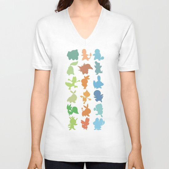 The Starters V-neck T-shirt