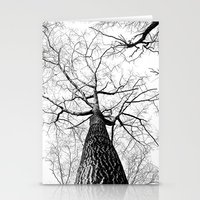 Lonely Branches Stationery Cards