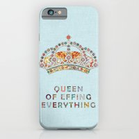 iPhone Cases featuring her daily motivation by Bianca Green