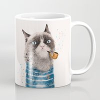 Sailor Cat III Mug