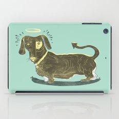 Bad Dog! (The Little Dachshund That Didn't) iPad Case
