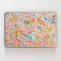 seahorse jockey Laptop & iPad Skin