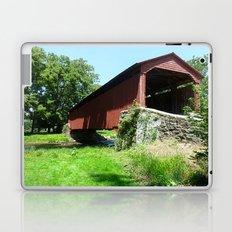 A Bridge in the Country Laptop & iPad Skin