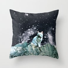 WIZARD Throw Pillow