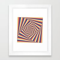 TwistaToo Framed Art Print