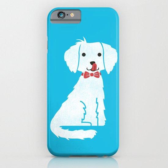 Figo the dog iPhone & iPod Case