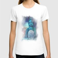 buddha T-shirts featuring Buddha by Digital-Art