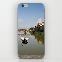Flourence, Italy iPhone & iPod Skin