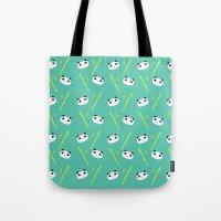 Panda #1 Tote Bag