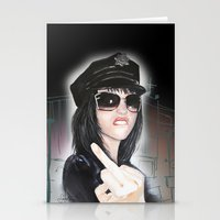 NYPD Rebel Stationery Cards