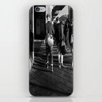 Travellers iPhone & iPod Skin