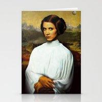 Mona Leia Stationery Cards