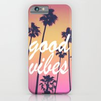 good vibes 3 iPhone 6 Slim Case