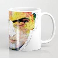 White Nose Mug