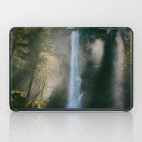 Enchanted Forest Waterfa… iPad Case