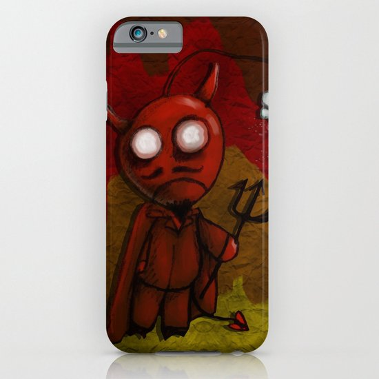 DevilBob iPhone & iPod Case