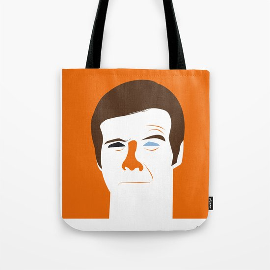 Steve Austin, the six millions dollars man Tote Bag