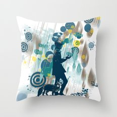 Le Petit Prince 2010 Throw Pillow