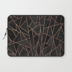 Shattered Black / 2 Laptop Sleeve