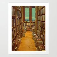 Wild World Art Print
