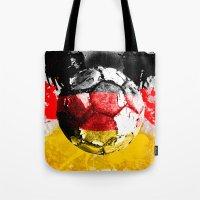 football germany Tote Bag