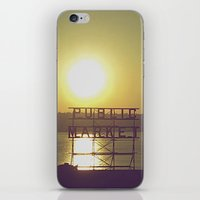 iPhone & iPod Skin featuring Public Market by lokiandmephotography