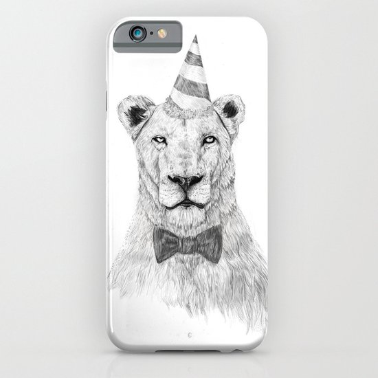 Get the party started iPhone & iPod Case