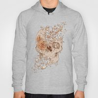 Disintegrate (A Violent Decay):  The Fragile Intensity of Existence Hoody