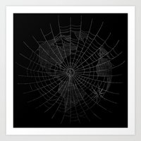 The World Wide Web Art Print