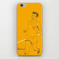 Bannister run iPhone & iPod Skin